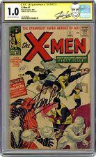 Uncanny X-Men #1 CGC 1.0 SS 1963 1513428001 1st app. X-Men