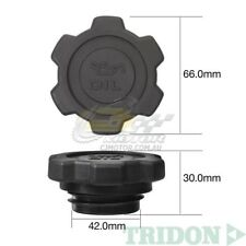 TRIDON OIL CAP FOR Subaru Forester SF NZ only 01/97-01/02 4 2.0L EJ20