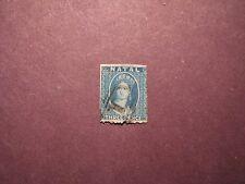 Natal Scott# 9 Queen Victoria 1860 C39