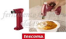 Caramellizzatore Fiamma Turbo Gas Mini Cannello caramellare Dolce Caramellatore
