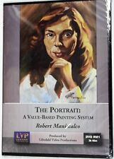 Robert Maniscalco:The Portrait-A Value-Based Painting System-Art Instruction DVD