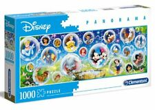 DISNEY Princess CLASSIC 1000 pieces PANORAMA PUZZLE Dumbo POOH Dalmatians