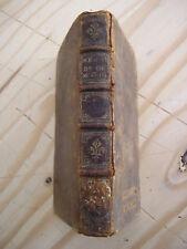 SUITE des MEMOIRES du Sr BERNIER sur l'empire du grand Mogol 1671 Inde Cachemire