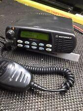 Motorola CDM1550 LS+ VHF 136-174MHz 45 Watt AAM25KKF9DP6AN  Tested