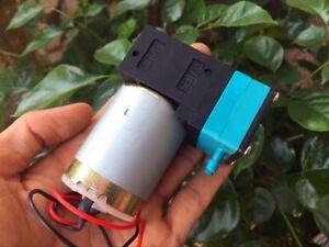 1pcs DC24V Micro Water Pump 5.55L/Min High Self-Priming Pump Pressure Pump