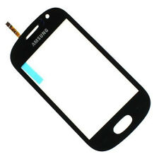 BLUE TOUCH SCREEN DIGITIZER GLASS LENS FOR SAMSUNG GALAXY FAME S6810 S6810P