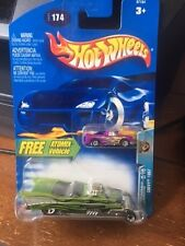 2003 Hot Wheels Wastelanders Chevy 1957 with Atomix Vehicle #174