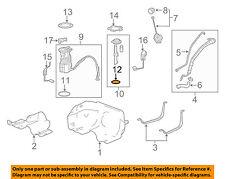 GM OEM-Fuel Pump Assembly Seal 15776433