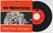 "THE SPOTNICKS - JONNY GUITAR - HAPPY GUITAR  45 giri 7"" polydor NH 52.300 1963"