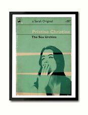 Pristine Christine Sea Urchins inspired Art Print