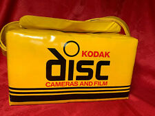 "Kodak Cooler ~14"" Kodak Disc Cameras And Film"