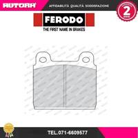 FVR84 Kit pastiglie freno a disco adatto a Vw Transporter II (MARCA FERODO)