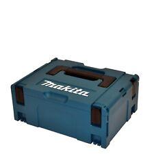 Makita Makpac Gr.2 leer Systemkoffer Systainer Werkzeug Koffer Gr. 2 P-02375 NEU