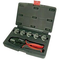 Astro Pneumatic 9477 7 piece Pro. Ratcheting Wire Crimper Pliers Set