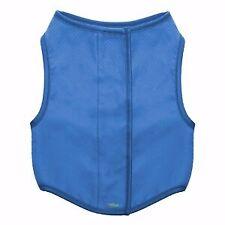 RRP £23 - Cool Club Elastofit Ice Blue Dog Vest Extra Large (XL)