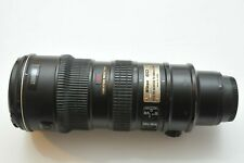 Nikon AF-S VR Zoom-NIKKOR 70-200mm f/2.8G IF-ED Lens *VR GONE*