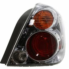 Tail Light For 2002-2004 Nissan Altima RH w/ Bulb(s) Clear Lens