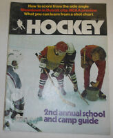 Hockey Magazine 2nd Annual School And Camp Guide March 1977 092214R
