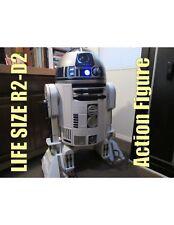 Star Wars R2-D2 Life Size Action Figure Prop Replica
