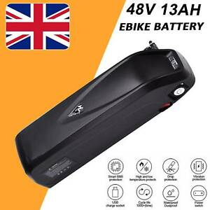 48V 13Ah Hailong Lithium ion Ebike Battery For 1000W Electric Bicycle Motor UK