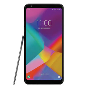 "NEW LG Stylo™ 5+ (LM-Q720AM) 32GB- 6.2"" Displaly- GSM Unlocked Smartphone- BLACK"