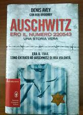 D. Avey - Auschwitz. Ero il numero 220543 - Campo concentramento ebrei WW2