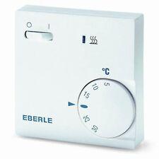 Eberle RTR-E 6202 Raumtemperaturregler mit Schalter+Kontrolllampe