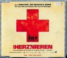 Til Schweiger / T. Jahn  CD PROMO  AUF HERZ UND NIEREN © 2002 Radio Press Kit