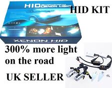 XENON HID  KIT H3  6000K 55W 300% MORE LIGHT IN THE ROAD