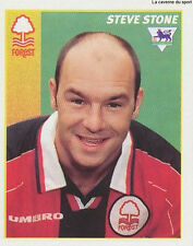 N°368 STEVE STONE NOTTINGHAM FOREST STICKER MERLIN PREMIER LEAGUE 1997