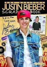 The Official Justin Bieber Scrapbook by Centum Books (Paperback, 2012)