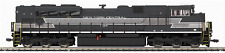 HO MTH 80-22430 Norfolk Southern SD70ACE #1066 ( NYC New York Central Heritage)