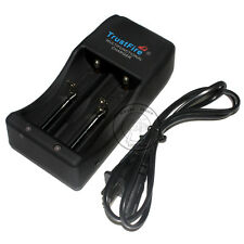 1pcs Trustfire TR-006 Charger 16340 18650 25500 26650 26700 Rechargeable Battery