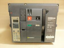 Square D Masterpact Nw25H 3 Pole 2500 Amp Lsig Circuit Breaker Flawed Gfi