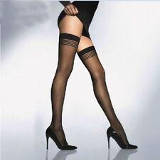 Nylon Geometric Stockings for Women