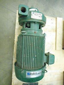 PEERLESS Pump fluid C610AMBF Suction Peerless Sterling US Motor UNIMOUNT 125