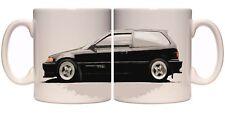 Honda Civic EF SIR 4g Jdm  11oz ceramic mug Gift