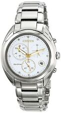Citizen Stainless Steel Strap Chronograph Wristwatches