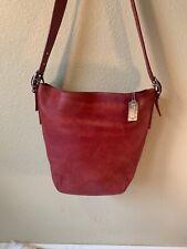 Coach Bucket Duffle Soho Legacy Convertible Vintage 9186  Leather shoulder bag