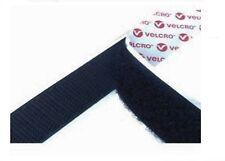 VELCRO® Brand 20mm Sticky Back Self Adhesive Black / White Hook & Loop
