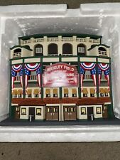 Department 56 Christmas in the City Chicago Cubs Wrigley Field 58933