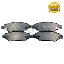 REAR New Ceramic Disc Brake Pad Set Shims Fits Cadillac CTS SRX D1337-8448