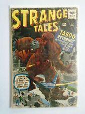 Strange Tales (1st Series) #77, 2.0 (1960) Kirby pencils