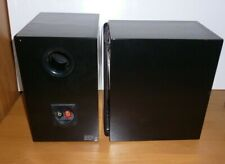 2x Lautsprecher Philips für Kompaktanlage DCM 713 in schwarz , TOP
