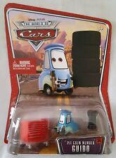 Disney Pixar Cars PIT CREW GUIDO Series 3 (World of Cars) 1:55 Diecast *ERROR