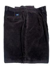 Dockers Golf Brown Loose Fit Cords Corduroy Pants Mens 42 x 30