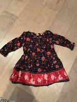 old navy 3- 6month  baby girl floral dress