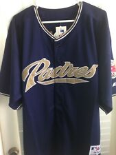 "REDUCED!! SAN DIEGO PADRES ""JAKE PEAVY"" AUTHENTIC MLB JERSEY!"