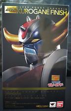 Ufo GOLDRAKE Bandai Grendizer Kurogane Finish Super Robot Chogokin Tamashii SRC