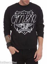 Of Mice and Men California Black Pullover Sweatshirt Mens XXL Hot Topic New